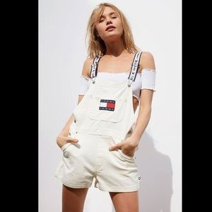 Tommy Hilfiger Overall Shorts